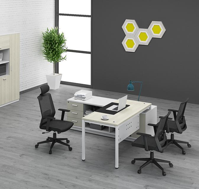 办公桌-板式经理桌--FW_JLZ_002140