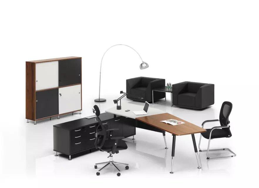 办公桌-板式经理桌--FW_JLZ_002145