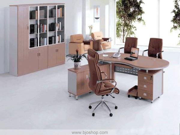 办公桌-板式经理桌--FW_JLZ-009