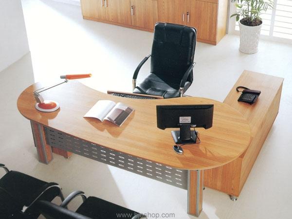 办公桌-板式经理桌--FW_JLZ-020