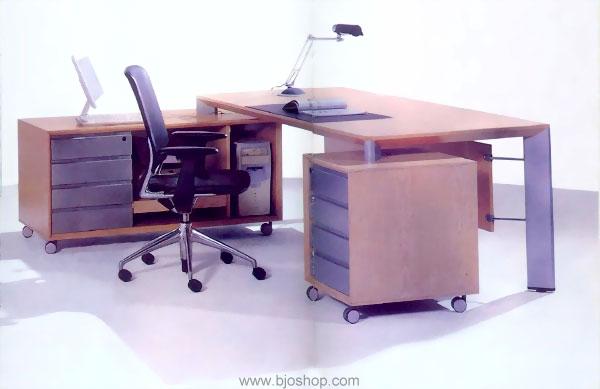 办公桌-板式经理桌--FW_JLZ-024